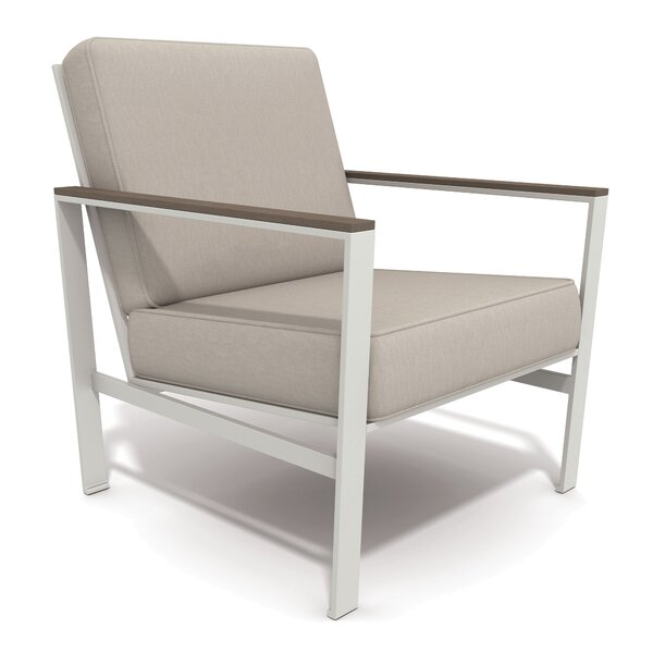 Echo Cushion Lounge Chair with Cushions by Winston