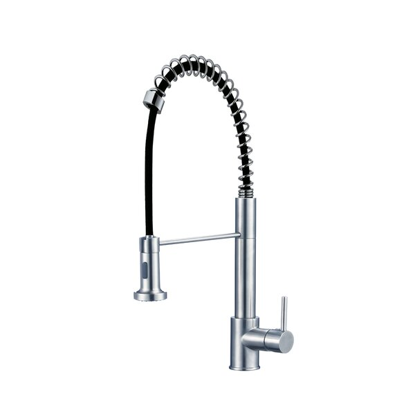 Deo Single Deck Mounted Kitchen Faucet by MTD Vanities