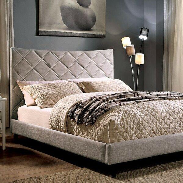 Chan Upholstered Standard Bed by Mercer41 Mercer41