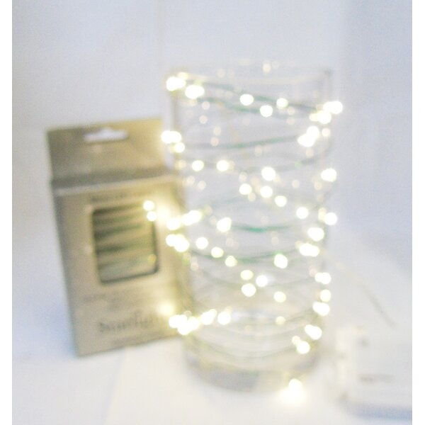 Micro LED String Lights by The Holiday Aisle