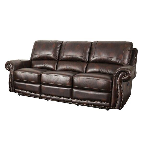 Bucktown Reclining Sofa By Red Barrel Studio