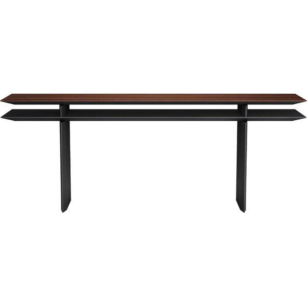 Kensington Console Table By Modloft Black