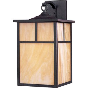 Price comparison Boricco Outdoor Wall Lantern By Loon Peak