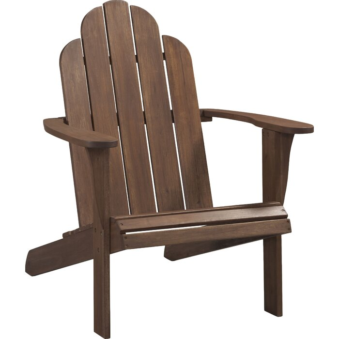Sensational Knowlson Solid Wood Adirondack Chair Gamerscity Chair Design For Home Gamerscityorg