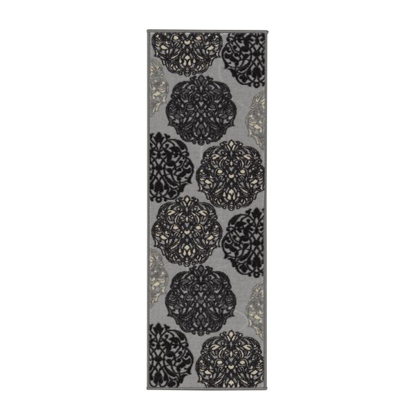 Somerford Gray Indoor/Outdoor Area Rug by House of Hampton