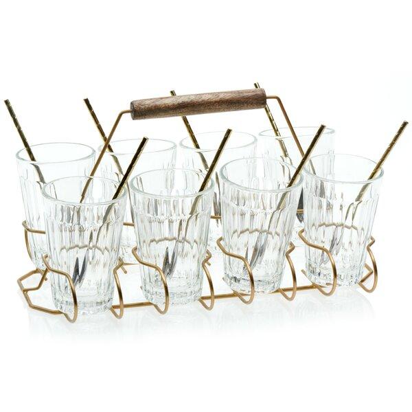 17 Piece 7.44 oz. Glass Every Day Glass Set by Libbey