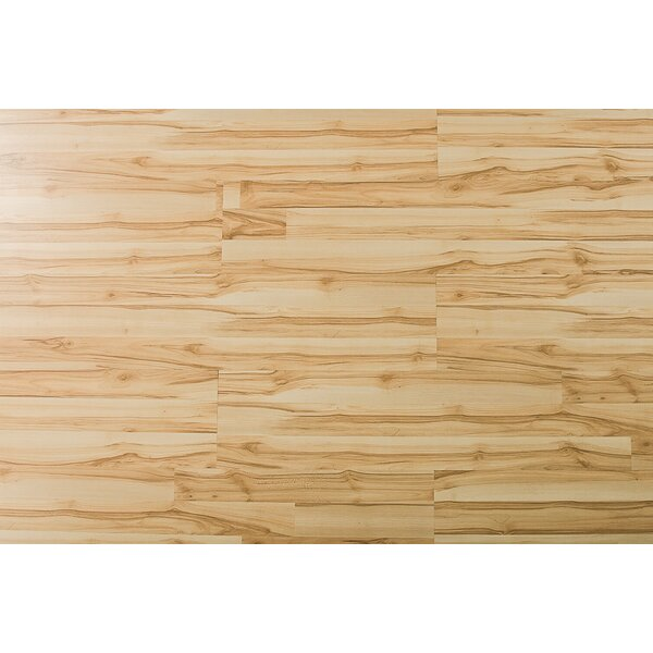 Killian 8 x 48 x 12mm Laminate Flooring in Peruvian Gingerwood by Serradon