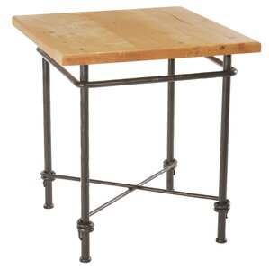 Ranch End Table by Stone County Ironworks