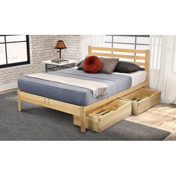 Georgia Storage Platform Bed by Millwood Pines