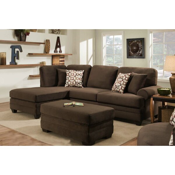 Jayne Sectional by Chelsea Home