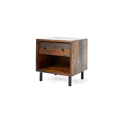 Collinsworth 1 Drawer Nightstand by Foundry Select