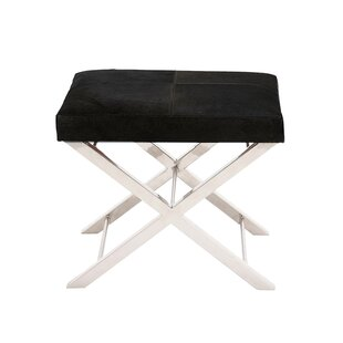 Westbrook Leather Ottoman