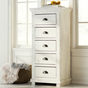 Incroyable Castagnier 5 Drawer Lingerie Chest