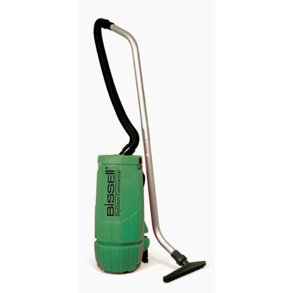 Bissell Commercial 10 Quart Backpack Vacuum by Bis