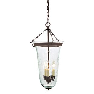 Compare & Buy 3-Light Outdoor Pendant By JVI Designs