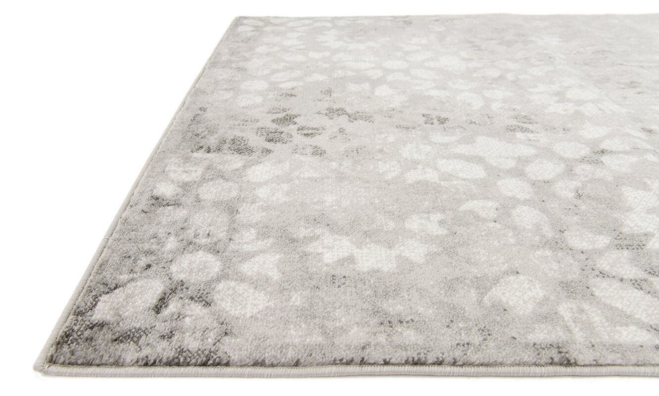 Brandt Dark Gray Area Rug Amp Reviews Birch Lane