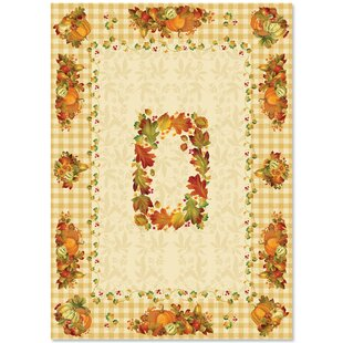 Happy Harvest Tablecloth