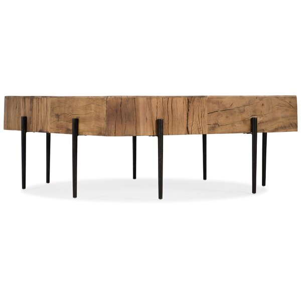 Salvaged Coffee Table by Hooker Furniture