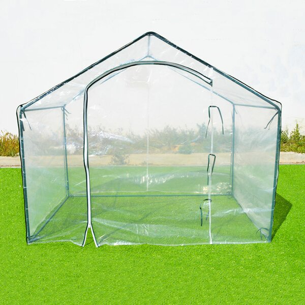 5.9 Ft. W x 3.5 Ft. D Mini Greenhouse by Sunrise Outdoor LTD