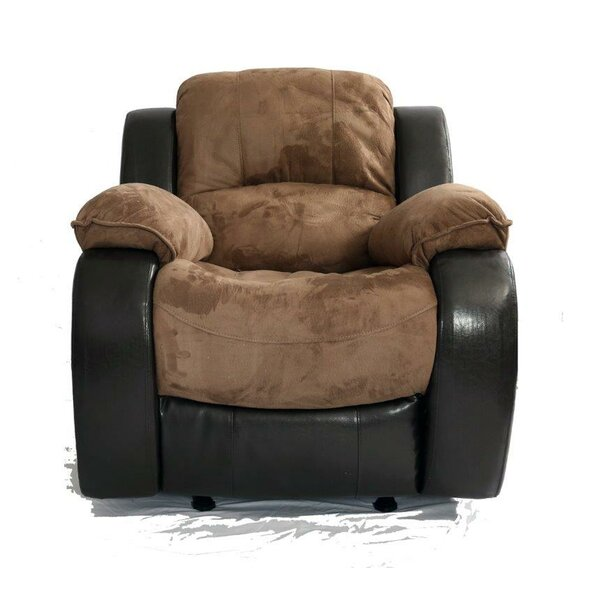 Jaylah Manual Glider Recliner by Winston Porter