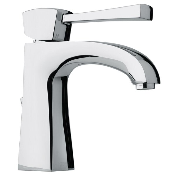 J11 Bath Series Single Hole Bathroom Faucet With Drain Assembly By Jewel Faucets