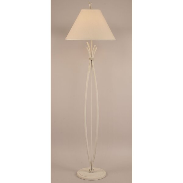 Coastal Living Stack 62 Floor Lamp by Coast Lamp Mfg.