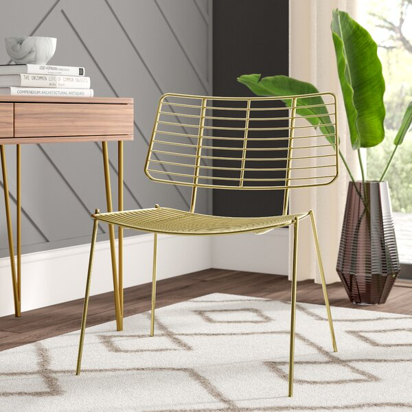 Manno Side Chair (Set of 2) by Mercury Row