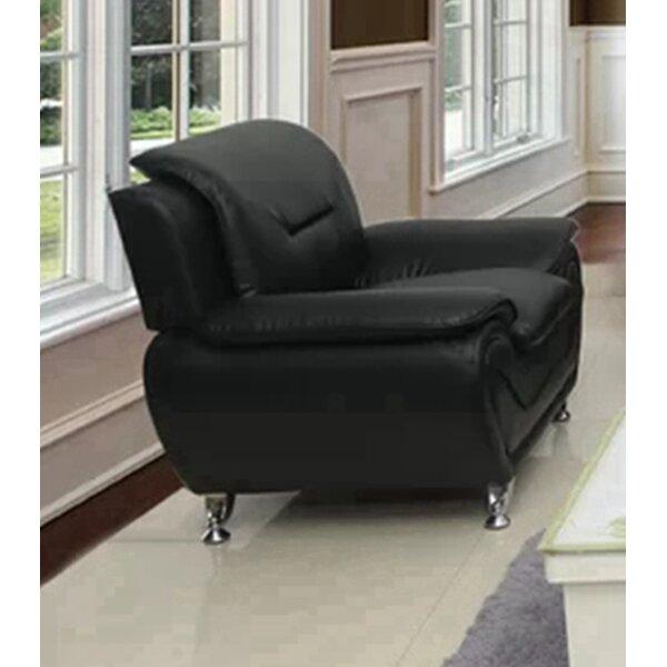 Stclair Club Chair by Orren Ellis Orren Ellis