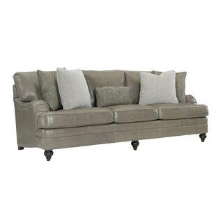 Tarleton Top Grain Leather Sofa