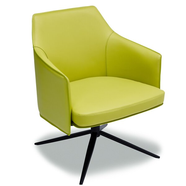Shackleford Swivel Armchair by Modern Rustic Interiors