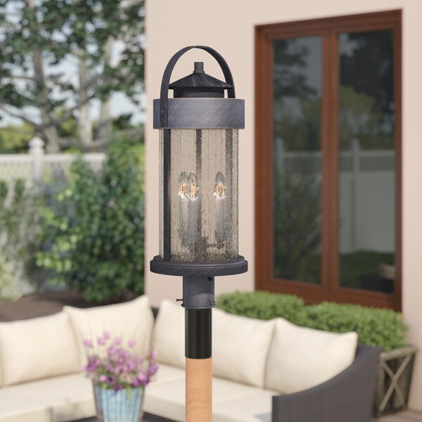 Colwyn 3-Light Outdoor Lantern Head by Gracie Oaks