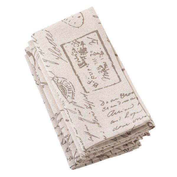 Noren Old Fashioned Napkin (Set of 4) by One Alliu