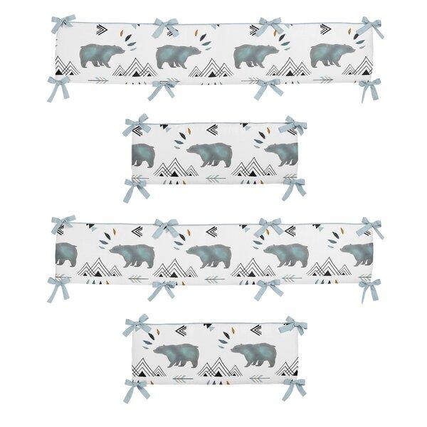 Bear Mountain Crib Bumper by Sweet Jojo Designs