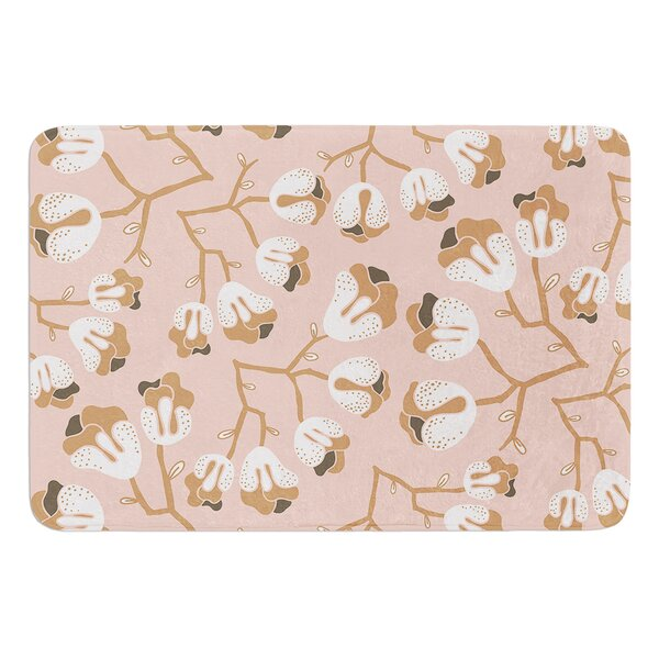 Hope for the Flowers III by Very Sarie Bath Mat by East Urban Home