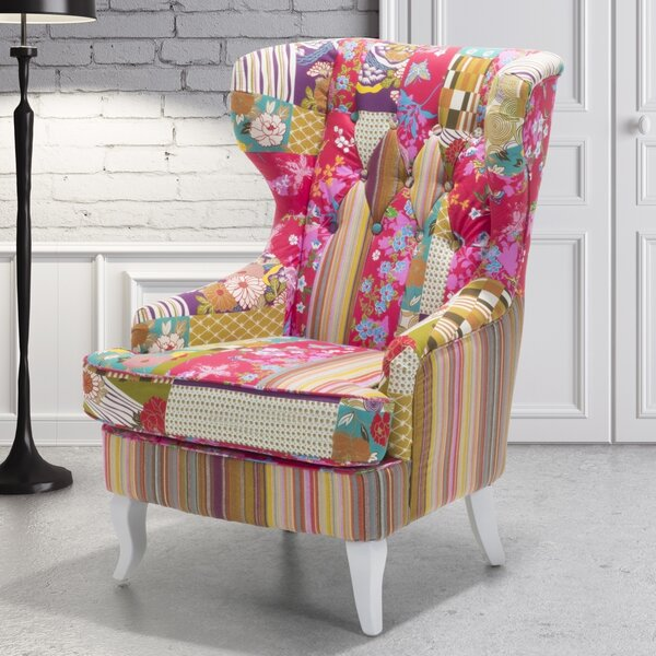 Wingback Chair by Home & Haus