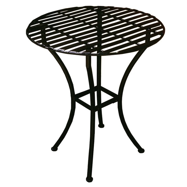 Round Bistro Table by Pangaea Home and Garden