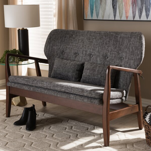 Crawford Loveseat by Corrigan Studio