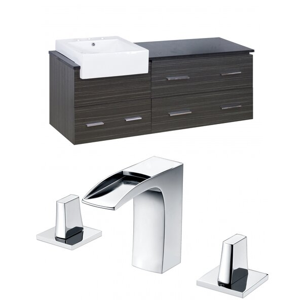 Xena Farmhouse 60 Single Bathroom Vanity Set by American Imaginations