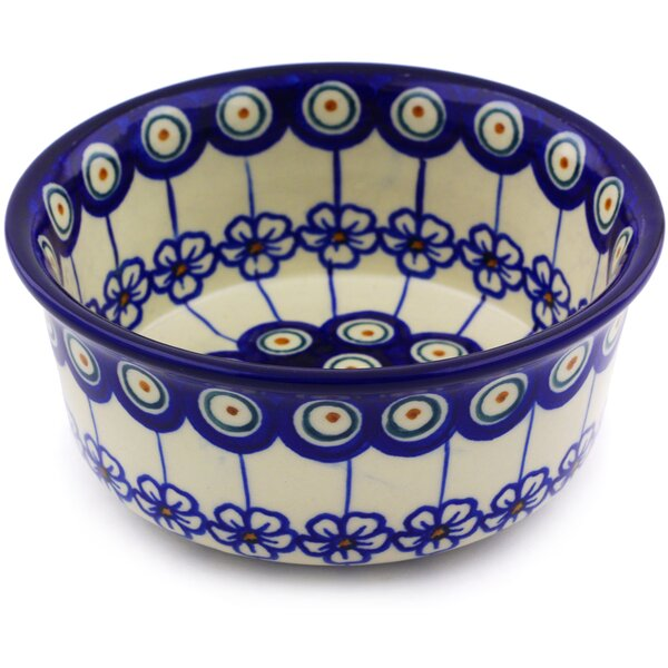 15 oz. Stoneware Dessert Bowl by Polmedia