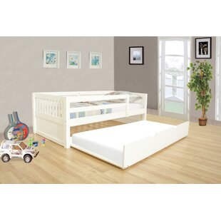 Compare & Buy Grayson Bed with Trundle ByViv + Rae