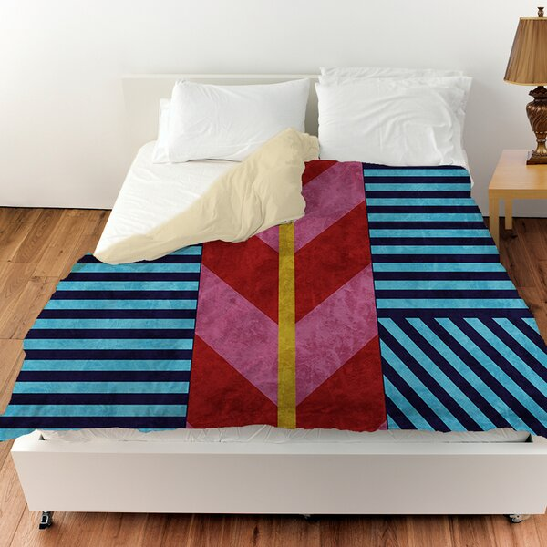 Aztec Duvet Cover by Manual Woodworkers & Weavers