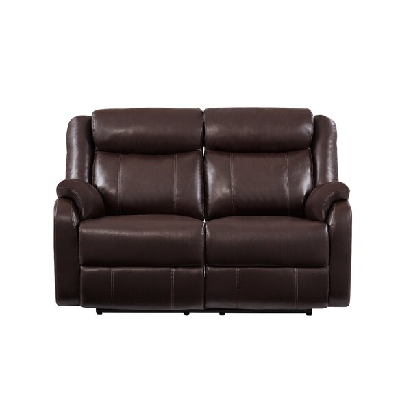 Shop A Great Selection Of Kerens Reclining Loveseat by Red Barrel Studio by Red Barrel Studio