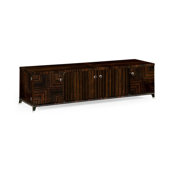 Soho Solid Wood TV Stand For TVs Up To 78