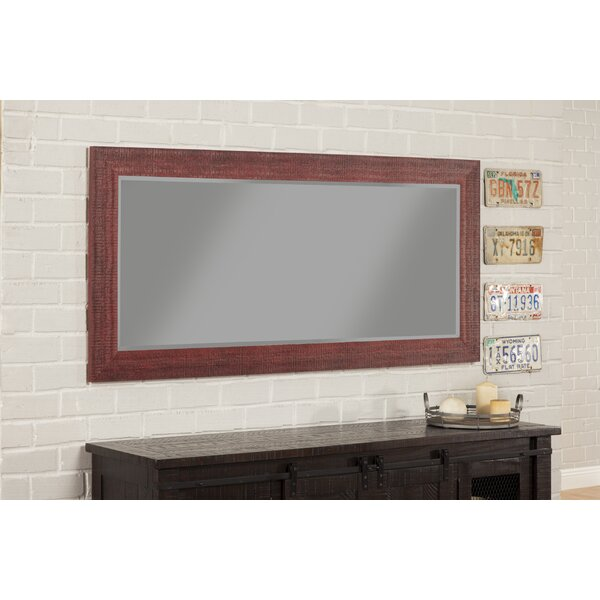 Gillett Full Length Mirror by Gracie Oaks