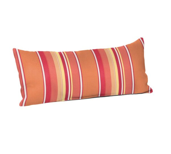 Rothschild Outdoor Lumbar Pillow by Highland Dunes