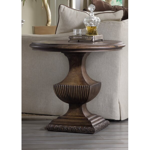 Rhapsody End Table by Hooker Furniture