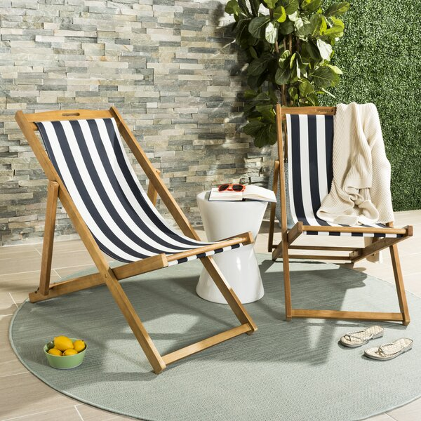 Winston Patio Chair (Set of 2) by Highland Dunes Highland Dunes