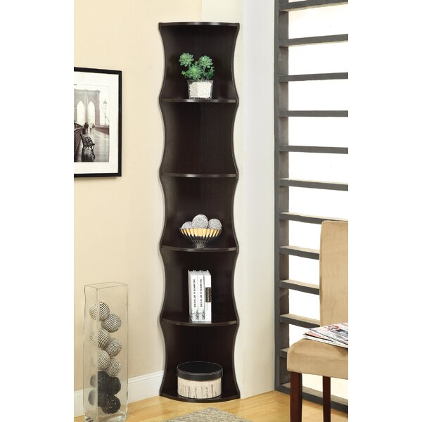 Corner Unit Bookcase by Wildon Home ®