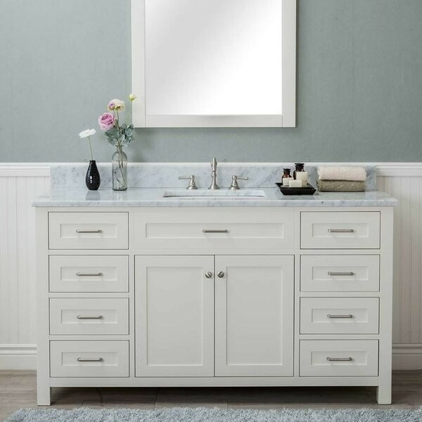 Furlow 60 Single Bathroom Vanity Set by Red Barrel Studio