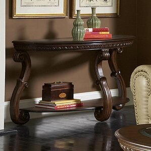 5556 Series Console Table by Woodhaven Hill